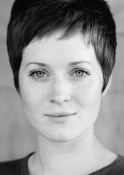 Amy Cudden currently performing in One Man Two Guvnors
