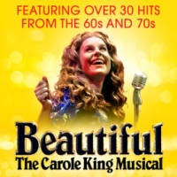 Book tickets for beautiful Carole King Musical