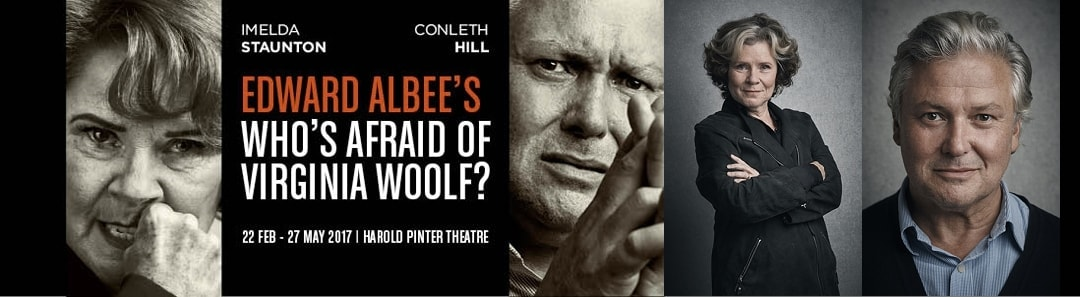 Who's Afraid of Virginia Woolf? at the Harold Pinter Theatre
