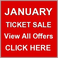 January Theatre Ticket Offers