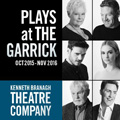 Plays at the Garrick Theatre - Kenneth Branagh Theatre Company
