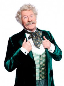 Michael Crawford as The Wizard