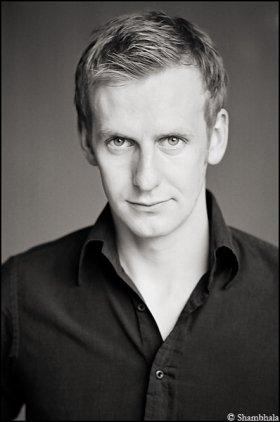 Actor Charles Brunton