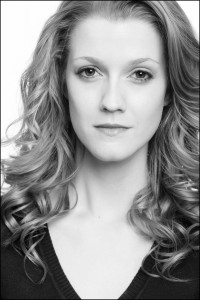 Actress Alice Fearn