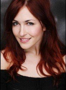 Actress Rachel Muldoon