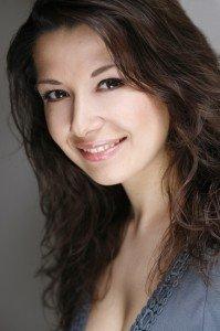 Actress Ashleigh Gray