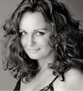 Actress Jasna Ivir