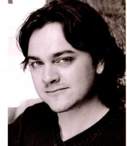 Actor Adam Linstead