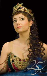 Sofia Escobar as Christine Daae