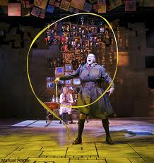 Matilda The Musical Stage Photograph