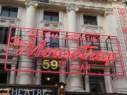 St Martin's Theatre London The Mousetrap
