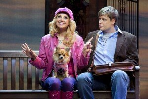 Carley Stenson Stephen Ashfield Legally Blonde
