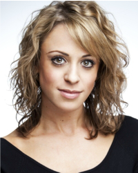 Actress Natalie Andreou