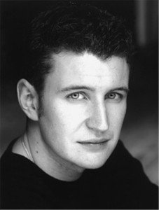 Actor Daniel Clarkson