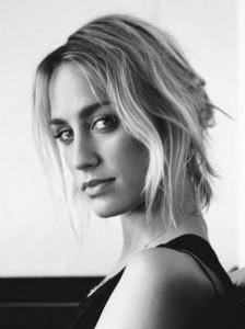 Actress Ruta Gedmintas
