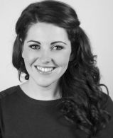 Chloe Hart can next be seen in Damsel in Distress at Chichester Festival Theatre
