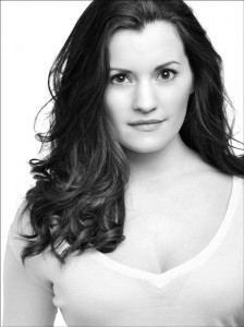 Actress Emily Shaw