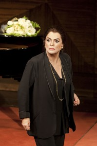 Tyne Daly as Maria Callas in Master Class