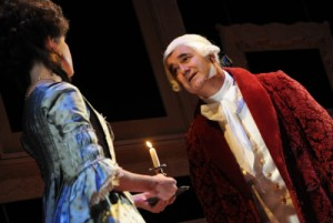 The Madness of George III Apollo Theatre