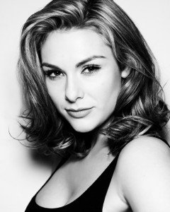 Actress Siobhan Dillon