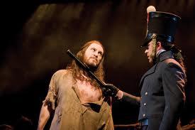 David Shannon as Jean Valjean