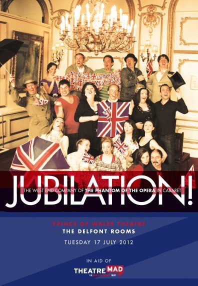 Jubilation Tuesday 17th July 2012