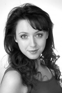 Amelia Adams-Pearce appearing in Monty Python's Spamalot 2012