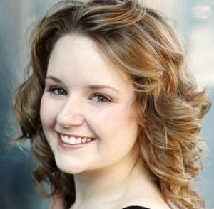 Actress Sarah Lark