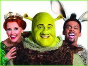 Shrek The Musical September 2012