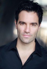 Actor Ramin Karimloo