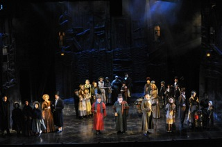 Scrooge at The London Palladium 2012