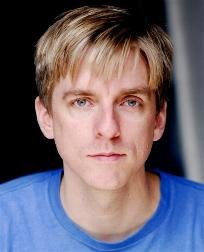 Actor Mark Goldthorp