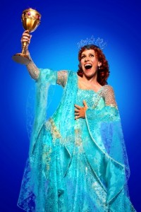The Lady of The Lake in Spamalot