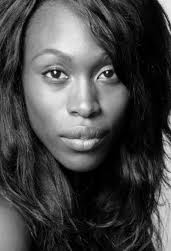 Actress Gloria Onitiri