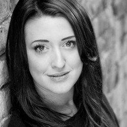 Rebecca Bainbridge is currently performing in Les Enfants Terribles Alice's Adventures Undergroud at The Vaults under Waterloo Station
