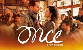 Once The Musical is currently in previews at the Phoenix Theatre