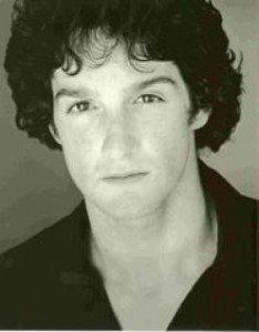 Actor Tommy Sherlock