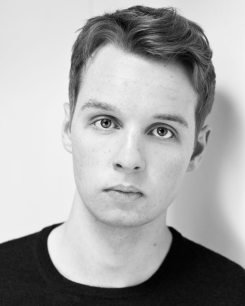 Actor Sion Daniel Young