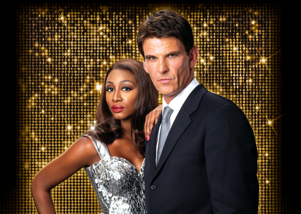Beverley Knight and Tristan Gemmill star as Rachel Marron and Frank Farmer in The Bodyguard September 2013