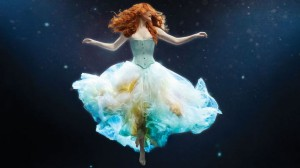 Roslaie Craig stars in The Light Princess at the Lyttelton Theatre, NT from September 2013