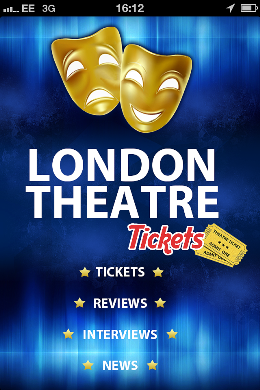 London Theatre Loading Screen