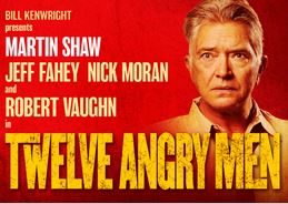 Bill Kenwright Presents Twelve Angry Men at the Garrick Theatre