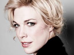 Hannah Waddingham appears in concert with her band at the St. James Theatre on 20th October 2013