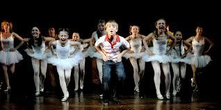 Child cast of the West End production of BILLY ELLIOT THE MUSICAL