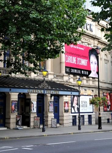 Garrick Theatre London West End
