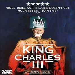 King Charles III Wyndham's Theatre