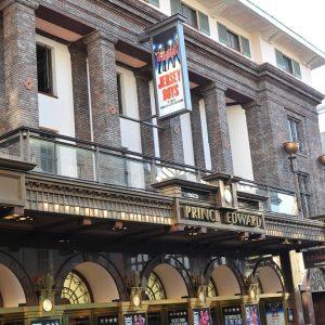 Prince Edward Theatre London West End