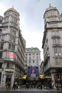 Savoy Theatre The Strand London