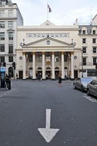 Theatre Royal Haymarket London