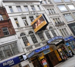 Vaudeville Theatre The Strand London